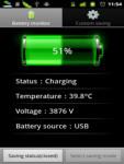 Battery Saviour  screenshot 1/1