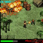 Rambo On Fire screenshot 1/1