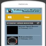 INTERNET SPEED BOOSTER 2013 screenshot 1/3