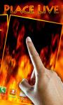 Cozy Fire Place Live Wallpaper free screenshot 2/3