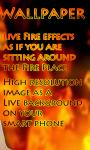 Cozy Fire Place Live Wallpaper free screenshot 3/3