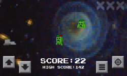 Alien SpaceCraft Free screenshot 2/3