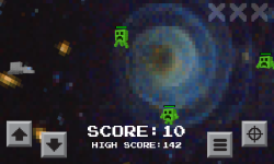 Alien SpaceCraft Free screenshot 3/3