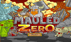 Mauled Zero screenshot 1/5