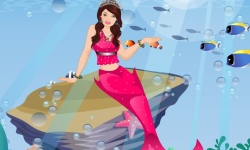 Cute Mermaid Dress Up screenshot 1/2