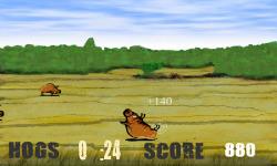 Hog Hunter II screenshot 1/4