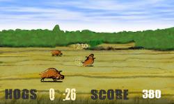 Hog Hunter II screenshot 2/4