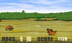 Hog Hunter II screenshot 4/4