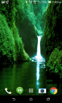 Waterfall Nature Live Wallpaper VD screenshot 2/3