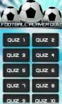 Football Players Quiz Pro screenshot 1/4