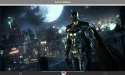 Batman New Wallpapers screenshot 4/6
