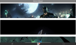 Batman New Wallpapers screenshot 5/6