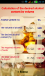 Alcohol_Calc screenshot 2/4