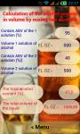 Alcohol_Calc screenshot 3/4