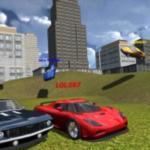 Multiplayer Driving Simulator   screenshot 1/3