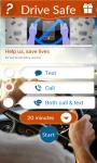 Drive Safe Android App screenshot 1/4