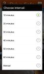 Drive Safe Android App screenshot 2/4