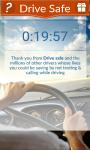 Drive Safe Android App screenshot 3/4