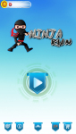 Ninja running games 3d screenshot 1/6