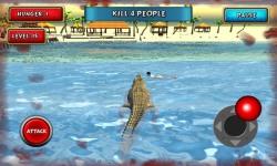 Crocodile Simulator Beach Hunt screenshot 3/6