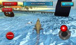 Crocodile Simulator Beach Hunt screenshot 5/6