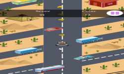 Bad Traffic Simulator screenshot 5/5