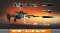 Sniper 3D Assassin  Games real screenshot 1/6
