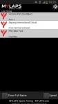 MYLAPS Live Timing great screenshot 4/6