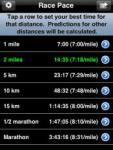 Race Pace screenshot 1/1
