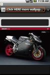 Cool Motorbike Wallpapers screenshot 2/2