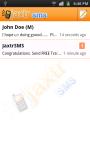 JaxtrSMS screenshot 2/4