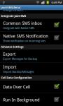 JaxtrSMS screenshot 4/4