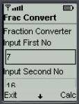 Frac_Convert screenshot 1/1
