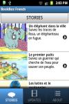 BookBox French Stories screenshot 1/3