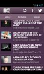 MTV News UK screenshot 2/3