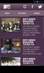 MTV News UK screenshot 3/3
