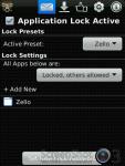 Lock for Zello screenshot 1/3