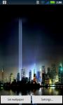 9/11 New York Live Wallpaper screenshot 1/4