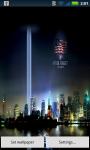 9/11 New York Live Wallpaper screenshot 4/4