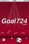 Goal724 Livescore screenshot 1/1