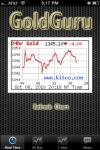 Gold Guru - Gold Prices & News screenshot 1/1