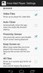 VoiceMail Player screenshot 3/3