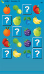 Memory Game Fruits screenshot 3/4