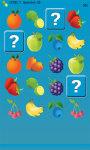Memory Game Fruits screenshot 4/4