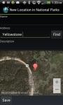 Location List screenshot 2/5