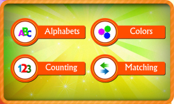 Kids Learning Abc Numbers Free screenshot 1/6