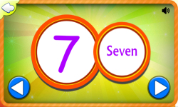 Kids Learning Abc Numbers Free screenshot 4/6