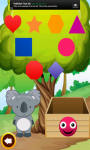 Toddler Learns Shapes Game screenshot 3/4