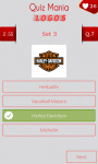 Quiz Mania : Logos screenshot 5/6