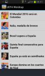 World Cup Team Spain screenshot 3/6